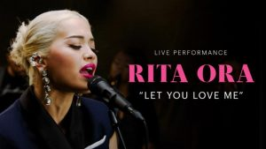 """VEVO AND RITA ORA RELEASE LIVE PERFORMANCE OF """"LET YOU LOVE ME"""""""