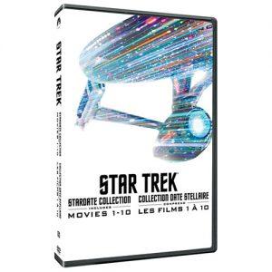 Star Trek: Stardate Collection – 10 Movie Collection – Blu-ray Edition