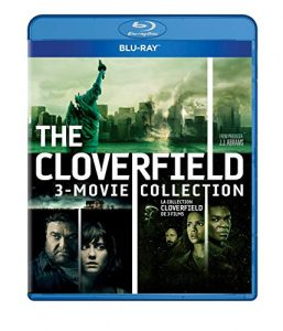 The Cloverfield: 3-Movie Collection – Blu-ray Edition