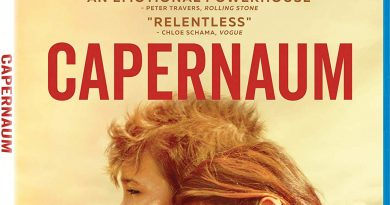 Capernaum – Blu-ray Edition