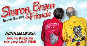 Sharon and Bram's 40th Anniversary  Farewell Tour is heading to Montréal!