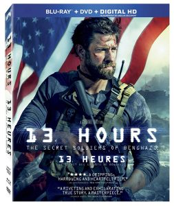 13 Hours: The Secret Soldiers of Benghazi – Blu-ray/DVD Combo Edition
