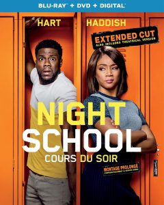 Night School – Blu-ray/DVD Combo Edition
