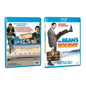 Mr. Bean's Holiday – Blu-ray Edition