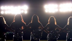 A Woman's Work: The NFL's Cheerleader Problem @ Tribeca Film Festival