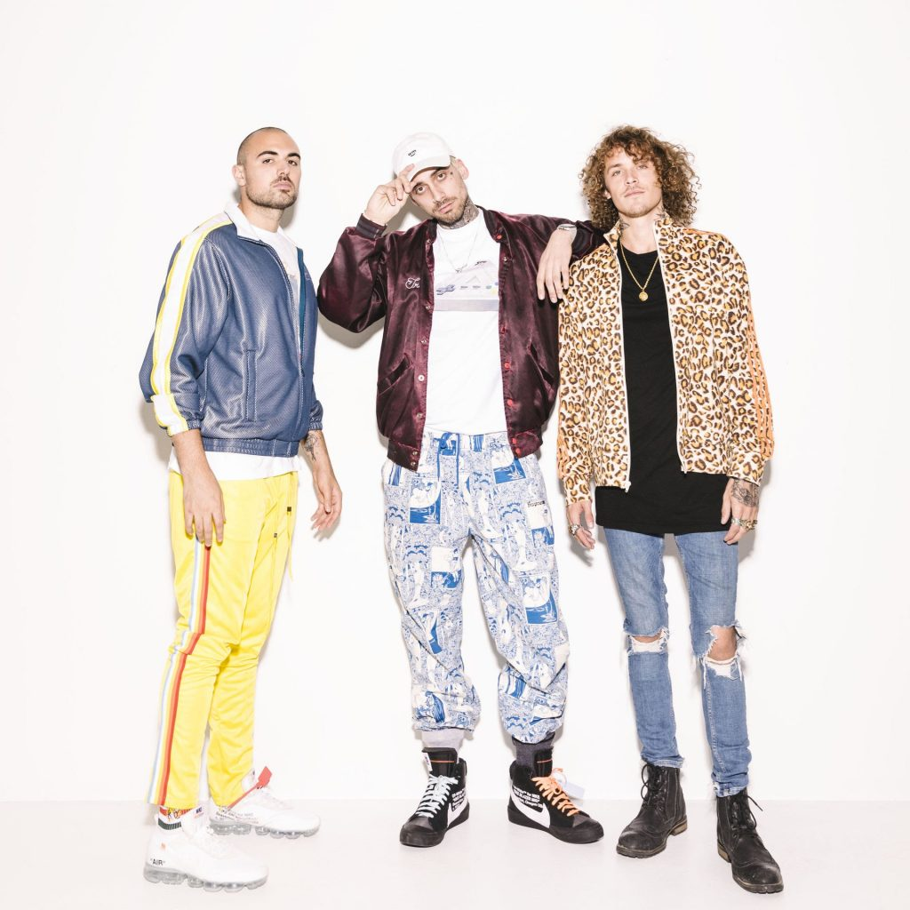 "CHEAT CODES RELEASE NEW SONG, ""BE THE ONE"" FT  KASKADE"
