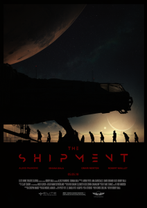 """EXCLUSIVE CLIP released for the $1MM short film """"THE SHIPMENT"""" @ Tribeca Film Festival"""