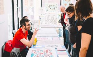 THE MONTREAL PRINTED ARTS FESTIVAL INVADES THE WIP With its popular Grande Print Art Fair