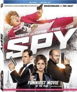 Spy – Blu-ray Edition