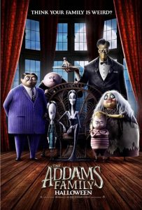 Metro Goldwyn Mayer Pictures and Universal Pictures presents the TEASER TRAILER and POSTER for THE ADDAMS FAMILY
