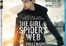 The Girl in the Spider's Web – Blu-ray/DVD Combo Edition