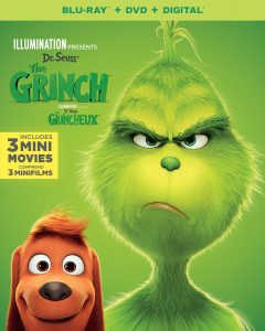 The Grinch – Blu-ray/DVD Combo Edition