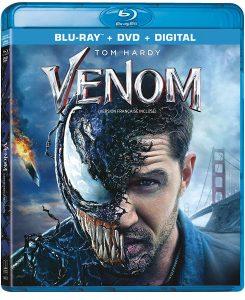Venom – Blu-ray/DVD Combo Edition