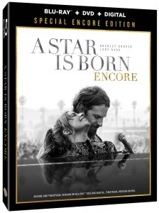 A Star is Born: Encore Edition – Blu-ray/DVD Combo Edition