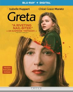 Greta – Blu-ray Edition