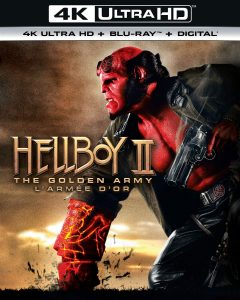 Hellboy II: The Golden Army – 4K Ultra HD/Blu-ray Combo Edition