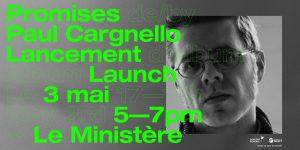 Album Launch – Promises by Paul Cargnello