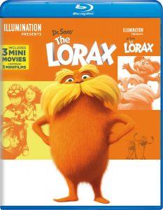 The Lorax – Blu-ray Edition