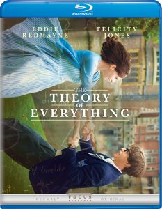 The Theory of Everything – Blu-ray Edition