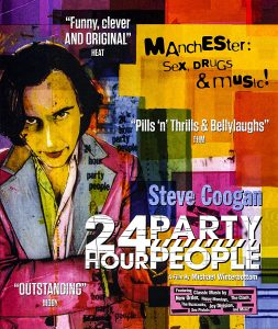 24 Hour Party People – Blu-ray Edition