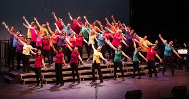 Belting Them Out and Bringing Them Back for More: Lyric Theatre Singers Shake the (Musical) Foundations of DB Clarke Theatre