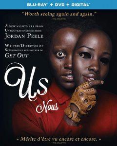 Jordan Peele's Latest Film Us – Giveaway of Blu-ray/DVD Copy of Film