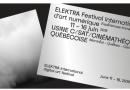 ELEKTRA XX  IMMERSIVE EXPERIENCES – June 11-16, 2019