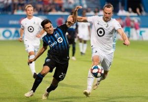 Montreal Impact vs. Minnesota United FC @ Saputo Stadium – July 6, 2019