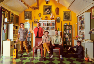 """Arkells Unveil Fiercely Optimistic New Single """"Years In The Making"""""""