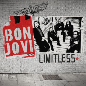 "New Release from Bon Jovi ""Limitless"""