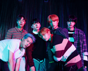 Monsta X Drop First EVER English Album, ALL ABOUT LUV