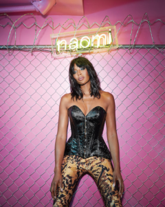 NAOMI CAMPBELL RELEASES APPLE MUSIC PLAYLIST IN CELEBRATION OF BLACK HISTORY MONTH