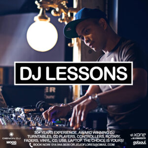 jojoflores to be Offering DJ Lessons