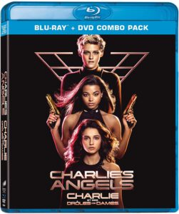 Charlie's Angels – Blu-ray/DVD Combo Edition