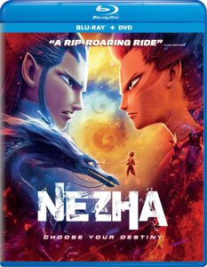 Ne Zha – Blu-ray/DVD Combo Edition