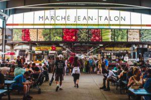 Montreal's Public Markets: Preventive Measures