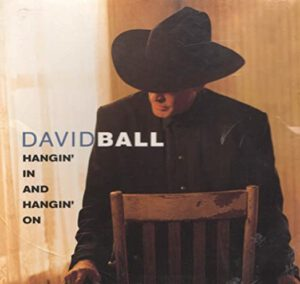"""David Ball Launches """"Hangin' In, Hangin' On"""" Challenge"""