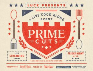 Weekly Online Interactive Cooking Series: Prime Cuts