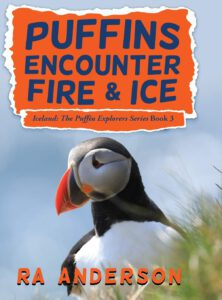 Join The Adventure As Playful Puffins Encounter Fire And Ice