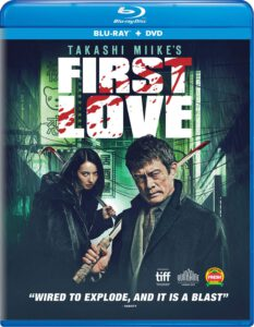 First Love – Blu-ray/DVD Combo Edition