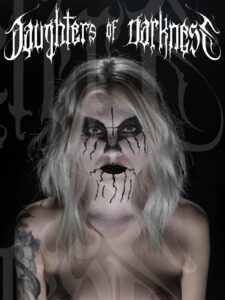 "Esteemed Photographer Jeremy Saffer and Rare Bird Books Announce Halloween Release for ""Daughters of Darkness"" Coffee Table Photo Book"