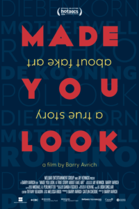 Barry Avrich's MADE YOU LOOK: A TRUE STORY ABOUT FAKE ART to open HOT DOCS AT HOME ON CBC