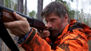 THE SILENCING Starring Nikolaj Coster-Waldau and Annabelle Wallis