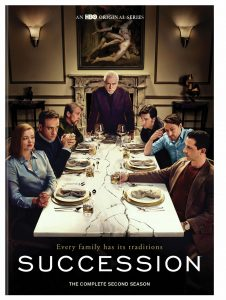 """Succession: The Complete Second Season"" Available from Warner Bros. Home Entertainment"