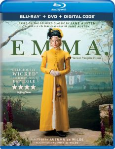 Emma – Blu-ray/DVD Combo Edition