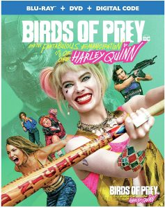 Birds of Prey – Blu-ray/DVD Combo Edition