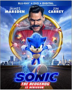 Sonic the Hedgehog – Blu-ray/DVD Combo Edition