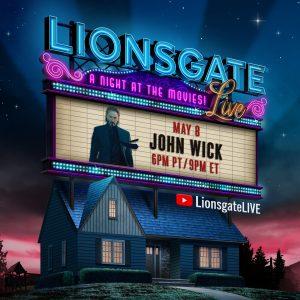 Lionsgate Live presents JOHN WICK!