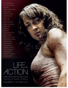 New Book Release: 'LIFE OF ACTION' – INTERVIEWS WITH THE MEN AND WOMEN OF ACTION CINEMA