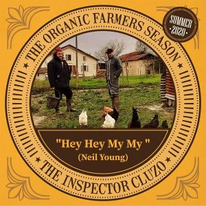 "French Rock-Farmers cover Neil Young's ""Hey Hey My My"""